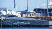 vista previa del artículo Earthrace, el barco a motor mas rápido del mundo visitó Valencia