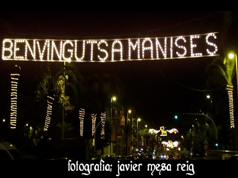 habitantes manises: