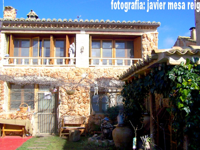 La casa r stica de la pintora un lugar para disfrutar - Casa rustica valencia ...