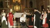 vista previa del artículo El Altar de Ruzafa se desplaza a Vall D'uixo para respresentar su miracle del 2009 en las fiestas patronales