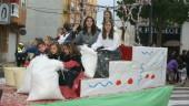vista previa del artículo El Altar de Ruzafa participa en la cabalgata infantil de Vall D'uixo en el último día de sus fiestas patronales