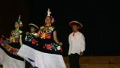 vista previa del artículo Bailes Mexicanos en las celebraciones vicentinas de Vall D'uixo.