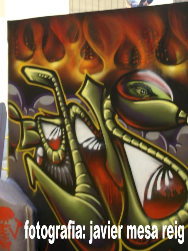 fallagrafiti3javiermesareig La Falla del Grafiti 2009