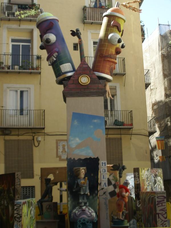 fallagrafiti4javiermesareig La Falla del Grafiti 2009