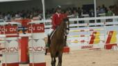 vista previa del artículo Jesus Garmendía consigue la 3ª posición en el primer gran premio de la última jornada de la Global Champion Tour Valencia 09