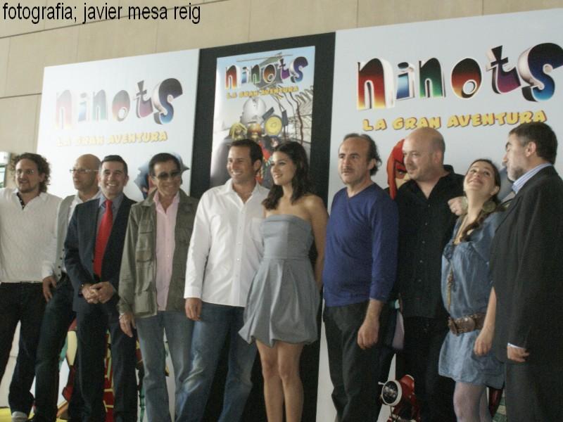 ninots1javiermesareig Ninots la gran Aventura, la película Made in Valencia
