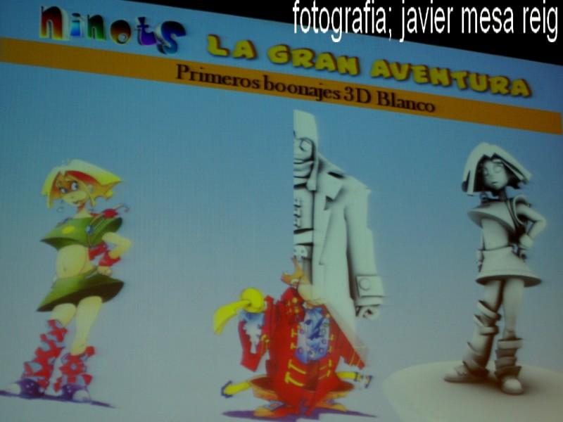 ninots2javiermesareig Ninots la gran Aventura, la película Made in Valencia
