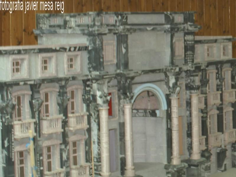 foto3javiermesareig3 Capdesuro Jones vuelve a la Falla Mercado Cabañal  Justo Villar
