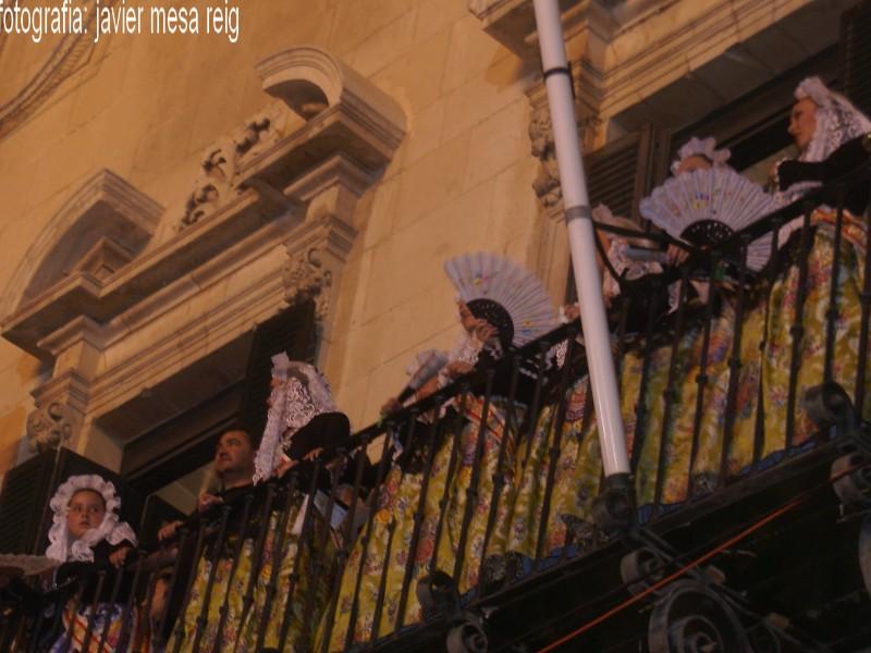 hoguera4javiermesareig Cremá de las Hogueras de Alicante 2009