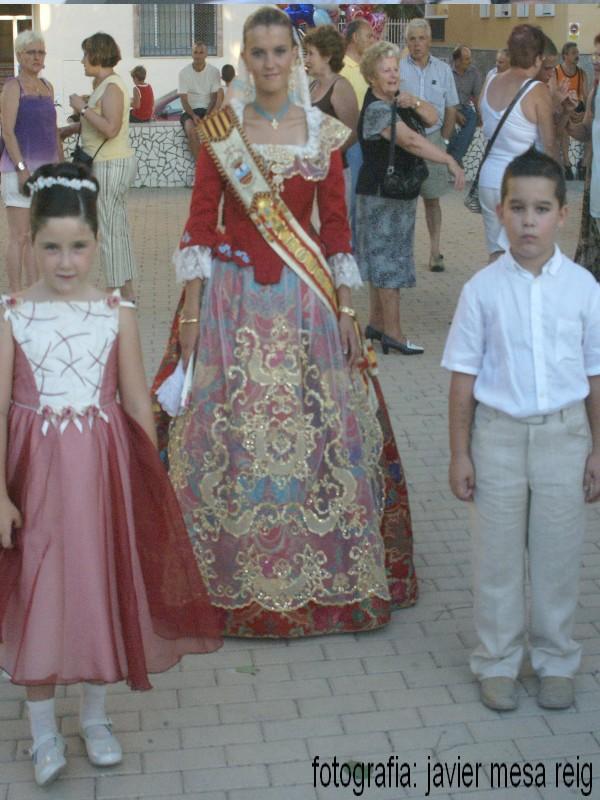 foto0javiermesareig2 Absolut Valencia con los protagonistas del Desembarco de Moncofar del 2009