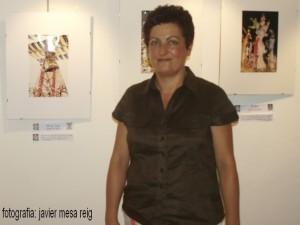 foto1javiermesareig21 300x225 Javier Mesa Reig inagura en Quartell su nueva exposición Fiestas y Tradiciones de la Comunidad Valenciana