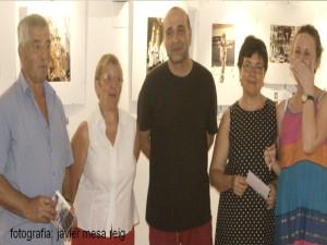 foto1javiermesareig22 300x225 Javier Mesa Reig inagura en Quartell su nueva exposición Fiestas y Tradiciones de la Comunidad Valenciana