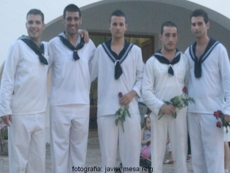 foto1javiermesareig38 Absolut Valencia con los protagonistas del Desembarco de Moncofar del 2009