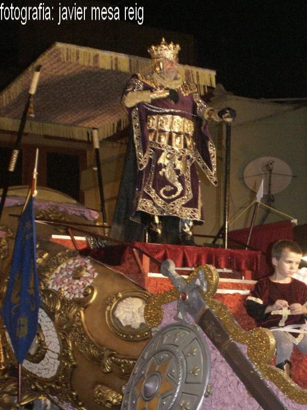 foto1javiermesareig6 HO.MU.FE Capitania Cristiana del Maritimo 2009