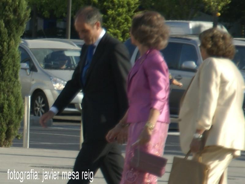 foto2javiermesareig Su Majestad La Reina Doña Sofía Clausura el II Festival del Meditarreno