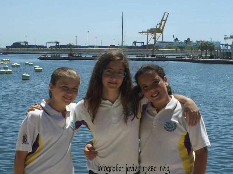 ganadores4javiermesareig Asi son los ganadores de la XVII Travesia a nado del Puerto de Valencia