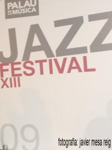 jazz2javiermesareig1 225x300 Multitudinaria inaguración del XIII Festival de Jazz del Palau de la Música de Valencia