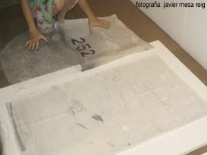 bancajaescultura4javiermesareig 300x225 El arte de la Celda 252 de la carcel modelo de Valencia