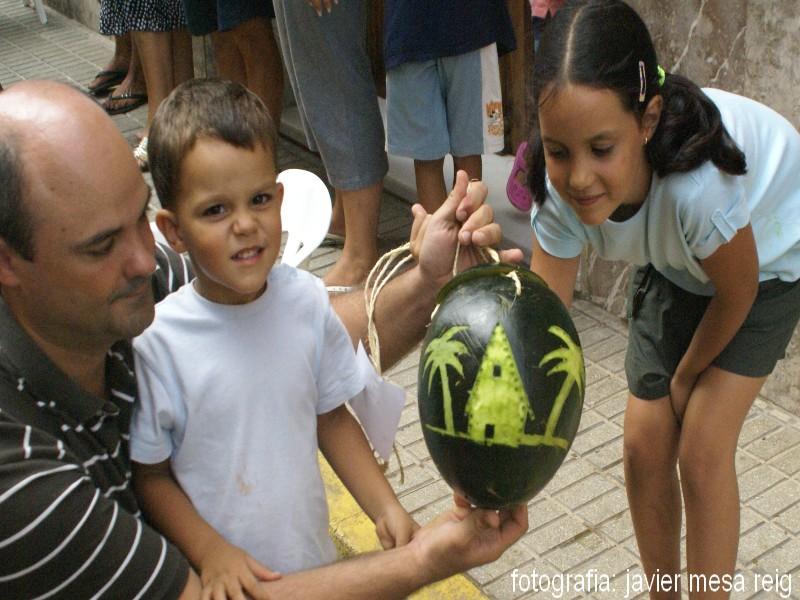 foto1javiermesareig6 Los Melós mas espectaculares de Paiporta y sus protagonistas del 2009
