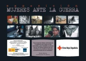 Cruz Roja, mujeres y guerra