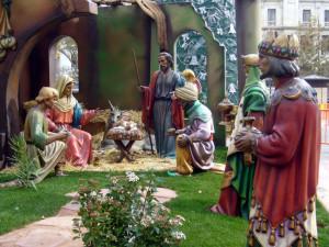 Navidad Mercado Colon