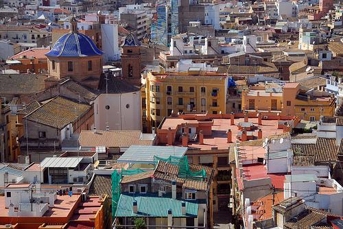 valencia casas