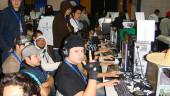 vista previa del artículo Menos internautas en la Campus Party