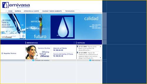 oficina virtual para todo lo relacionado con el agua ForAguas De Valencia Oficina Virtual