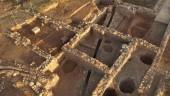 vista previa del artículo Trabajos de rehabilitación en las Termas romanas de L'Horta Vella de Bétera
