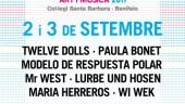 vista previa del artículo Festival Expressa't 2011, la cita ineludible en Benifaió