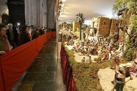 Fotos De Belenes En Espana.Itinerario De Belenes En La Ciudad De Valencia