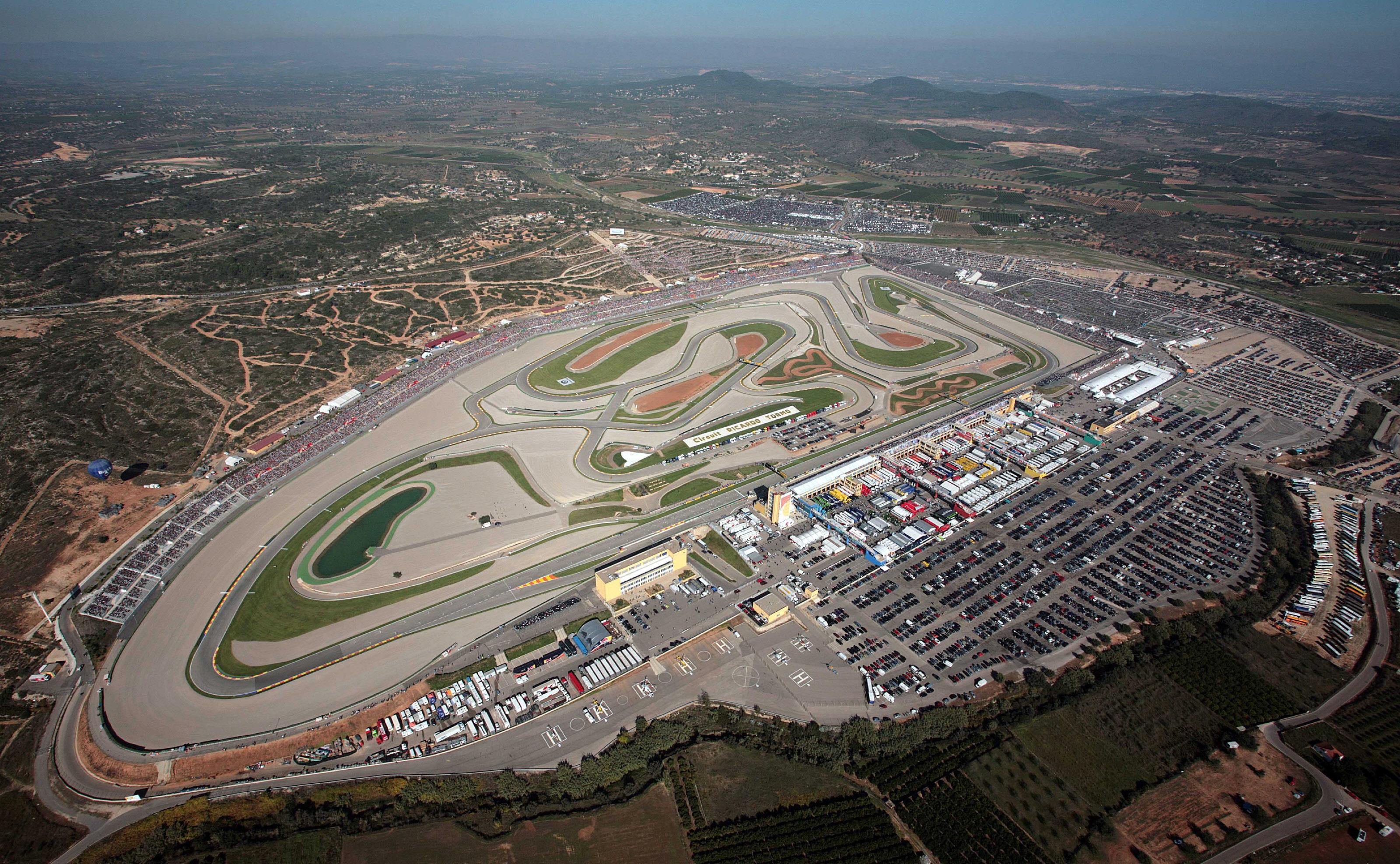 Circuito Valencia : Gc xjd circuit de la comunitat valenciana ricardo tormo