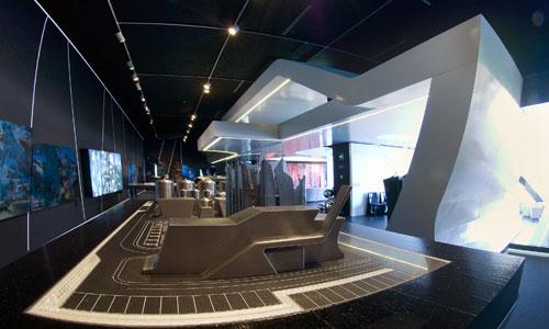 La espectacular arquitectura de a cero en el ivam - Rafael llamazares arquitecto ...