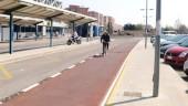 vista previa del artículo Terminado el carril bici que une el Campus de la Universidad de Burjassot con Valencia