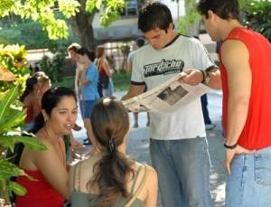 jovenes universitarios