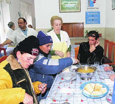 Nuevo comedor social en la ciudad de Valencia