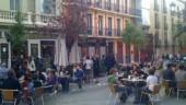 vista previa del artículo Multa para las terrazas de la ciudad