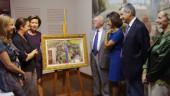 vista previa del artículo La obra de Sorolla «Patio del Cabañal» se podrá ver en el Museo de Bellas Artes