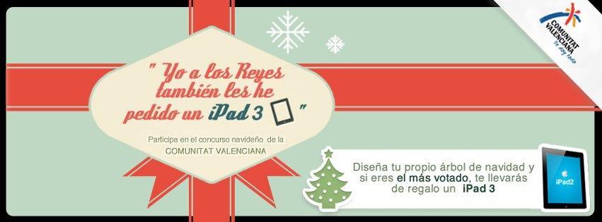 Creacion De Felicitaciones De Navidad.Concurso Para Felicitar La Navidad Por Facebook