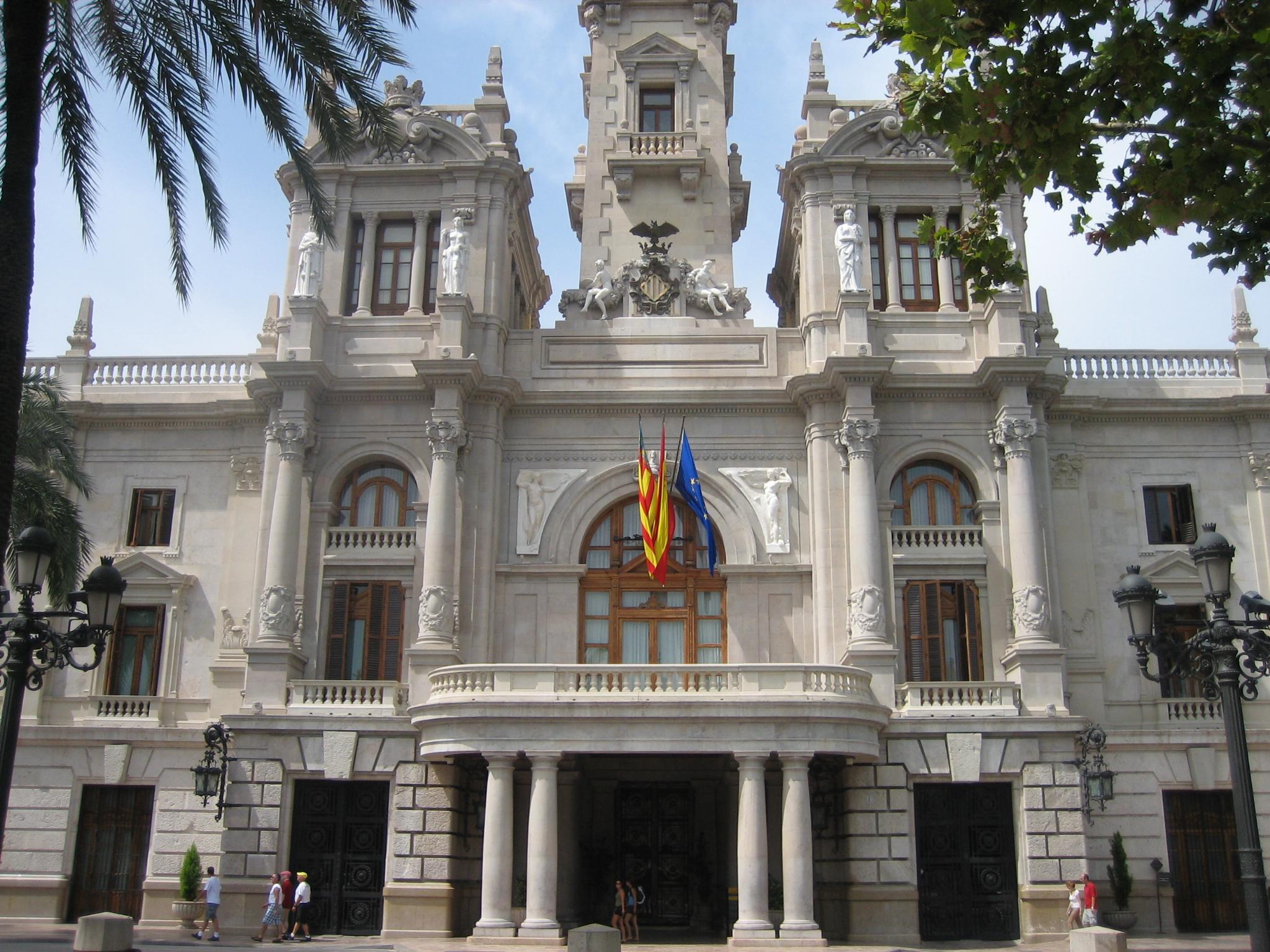 El ayuntamiento de valencia presenta su gu a de empleo for Ayuntamiento de villel de mesa