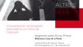 vista previa del artículo Exposición sobre la marginalidad en el Cabanyal en el centro Cultural La Nau