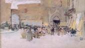 vista previa del artículo «Valencia Pintada» en el Museo de Bellas Artes
