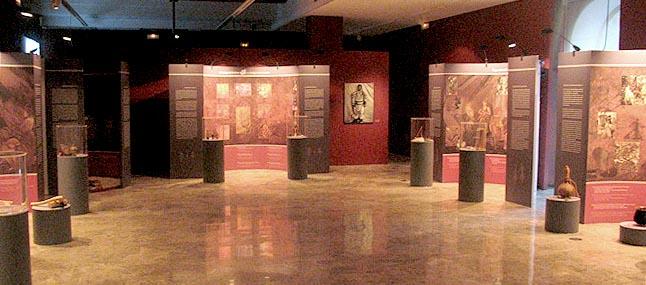 Exposición itinerante Mujeres de la Prehistoria