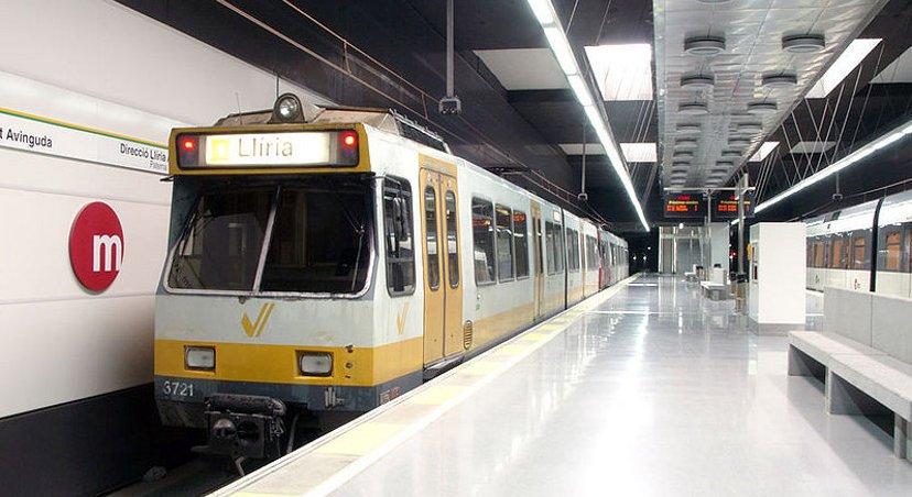 metro tren