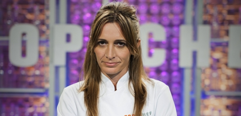 Ganadora Top Chef