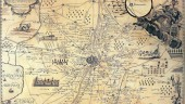 vista previa del artículo Se publica en facsímil un plano de la Valencia de 1695
