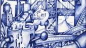 vista previa del artículo El Museo Nacional de Cerámica acoge el proyecto de Xavier Monsalvatje «11 años de Peligro Permanente»