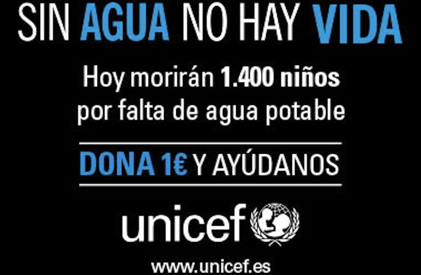 Campaña de concienciación sobre el agua
