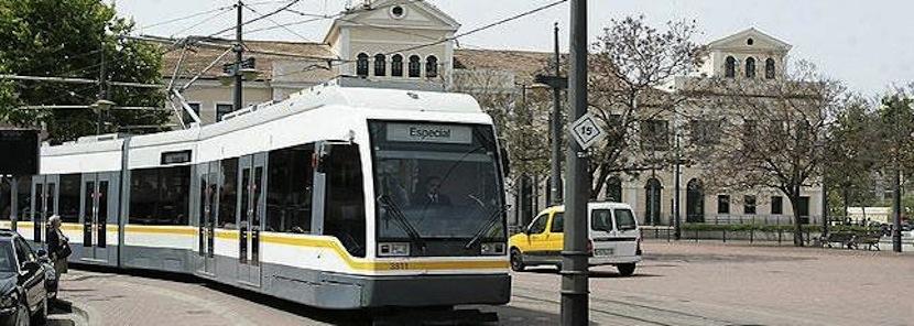 transporte público de Valencia