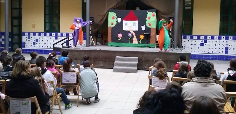 Actividades culturales en La Beneficencia